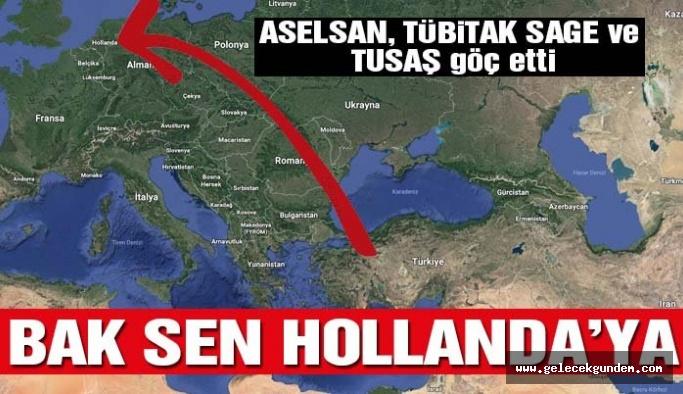 Hollanda transfer ediyor.. 100 mühendis gitti