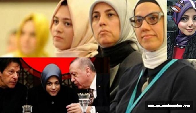 İşte Saray'a atanan Kavakçı ailesinin tamamı