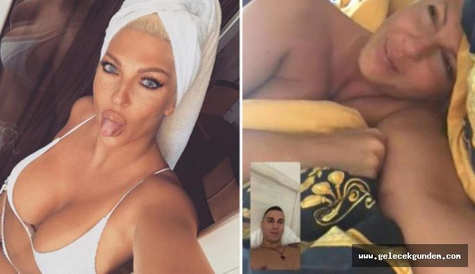Jelena Karleusa'nın skandal fotoğrafları ortaya çıktı! Tosic'i o futbolcuyla aldatmış