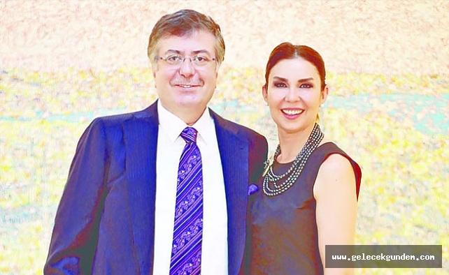 Kendisi CHP'den, eşi AKP'den...
