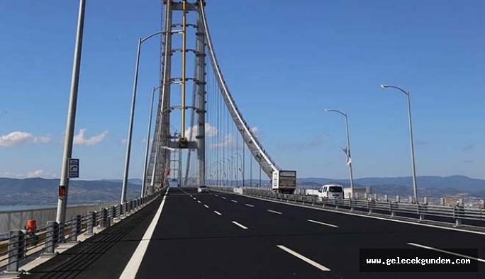 Osmangazi Köprüsü'nden zam açıklaması: Biz yapmadık, dolar yaptı