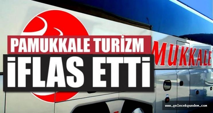 Pamukkale Turizm'e mahkemeden iflas kararı