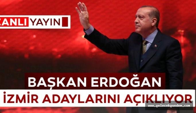 Son dakika: AK Parti İzmir adayları belli oldu!