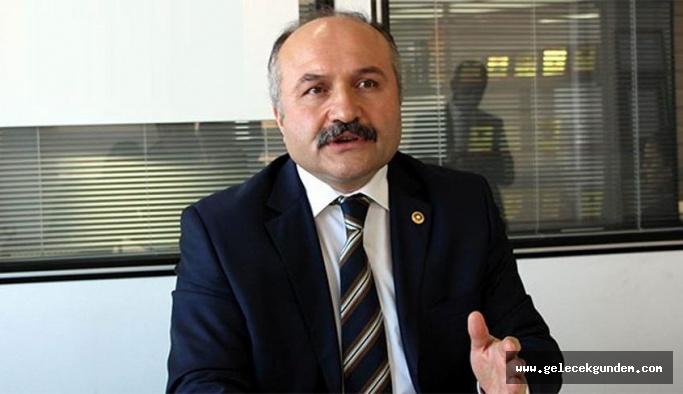 Son dakika… MHP'li Erhan Usta ihraç talebiyle Disiplin Kurulu'na sevk edildi