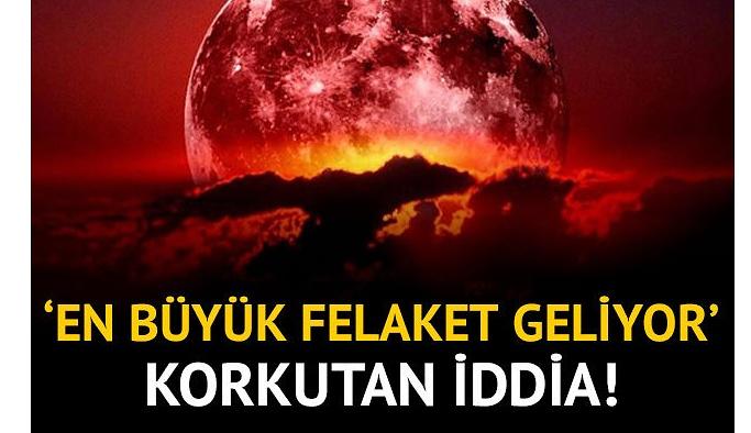 Süper Kanlı Kurt Ay Tutulması için 'kıyamet kopacak' iddiası
