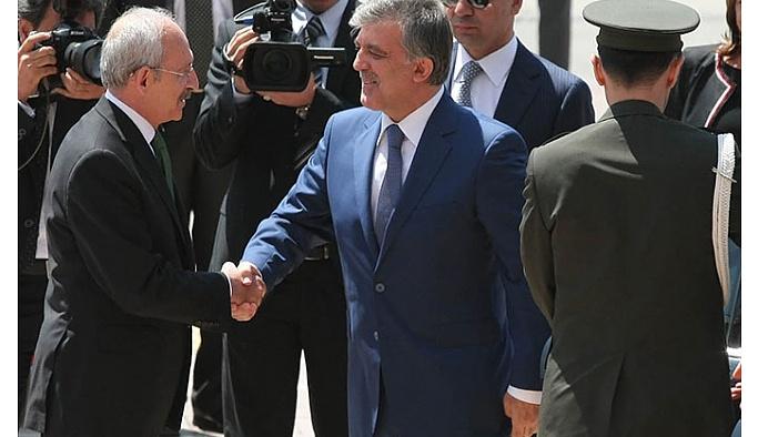 Cemaat gazetesinin yazarından yeni iddia: Kılıçdaroğlu, Gül'e parti kurması için...