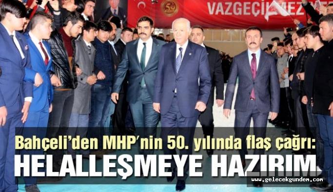 MHP Genel Başkanı Bahçeli'den küskün ve ayrılmış Ülkücülere çağrı, Akşener'e çok ağır yüklendi!