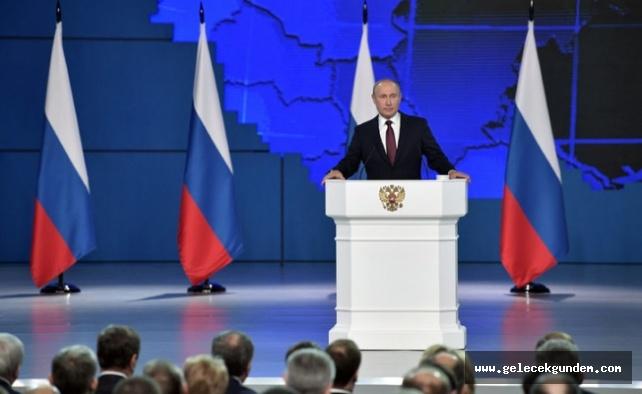 Putin, INF Anlaşması'ndan ötürü ABD'ye rest çekti