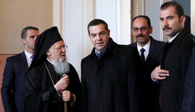 Son dakika | Çipras'tan Erdoğan'a Ruhban Okulu çağrısı: Kapıyı beraber açalım