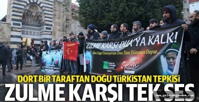 Türkiye Çin zulmüne karşı tek ses: Doğu Türkistan tepkisi