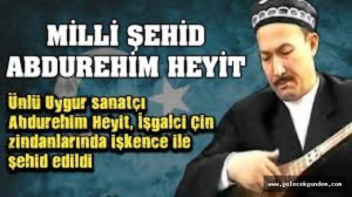 Uygur Türklerinin ünlü ozanı işkenceyle öldürüldü