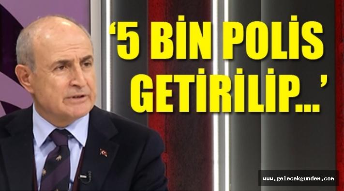 Canlı yayında CHP'li Başkan'dan şok 31 Mart Seçimleri iddiası