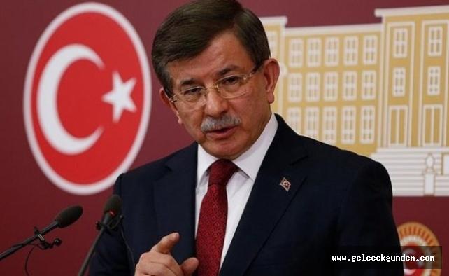 Davutoğlu'ndan 'yeni parti' lideri gibi 28 Şubat mesajı