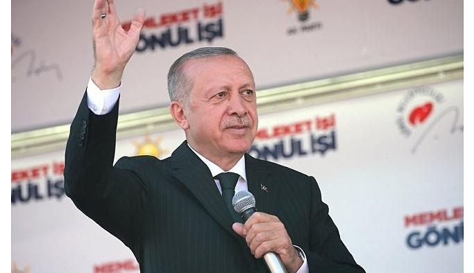 Erdoğan'dan Akşener'e tehdit gibi sözler: Bunlar senin iyi günlerin!