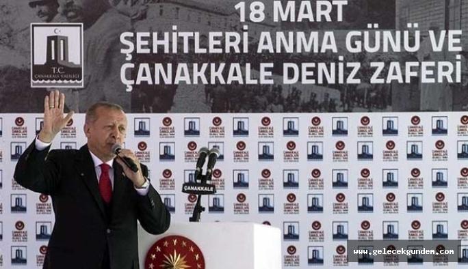 Erdoğan'ın 'dedeleriniz gibi tabutla gidersiniz' sözlerine düzeltme...