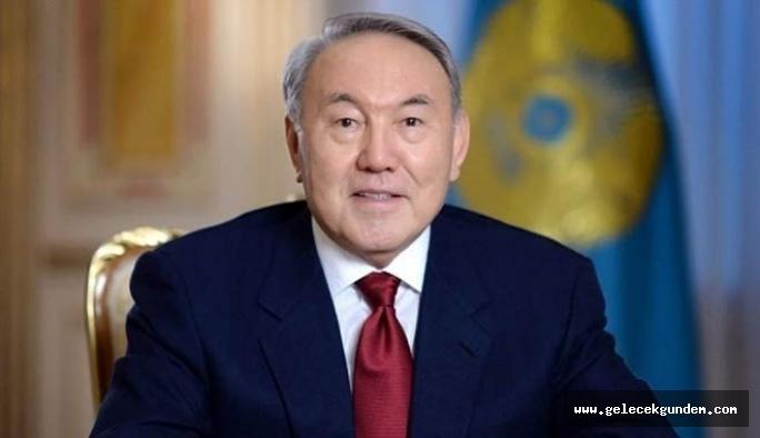 Kazakistan'ı 28 yıl yöneten Cumhurbaşkanı Nazarbayev istifa etti
