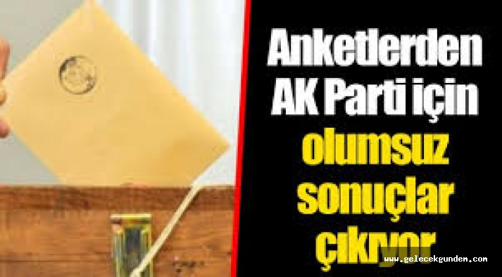 O anket firması açıkladı: 'AKP'nin oylarında keskin düşüş göreceğiz'