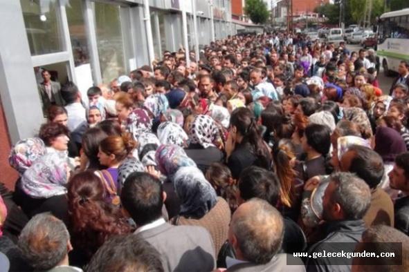 Türkiye'deki resmi işsiz sayısı açıklandı: İşsizlikte rekor!