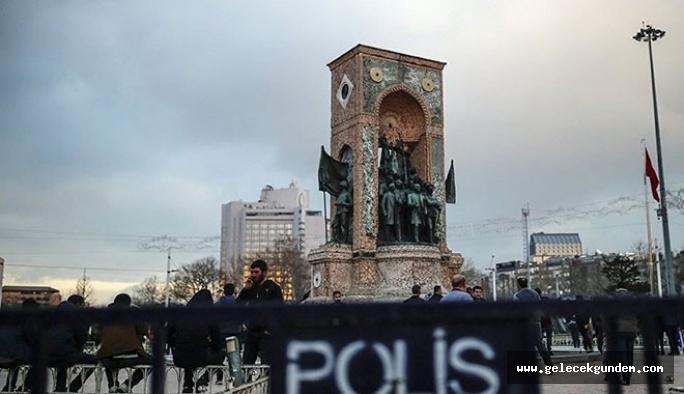 1 Mayıs'ta Taksim'e yine yasak!