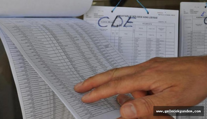 'AK Partili vekilin evinde 81 seçmen görünüyor'