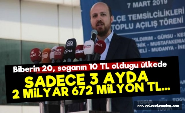 AKP'li derneklere , müteahhitlere ,3 Ayda 2 Milyar 672 Milyon TL...