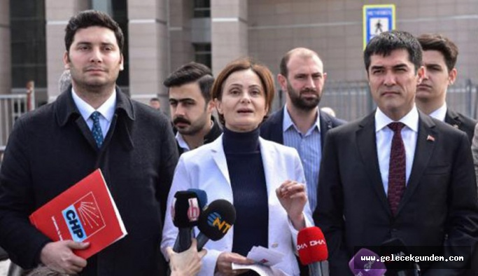 AKP'li üst düzey yetkililer hakkında suç duyurusu