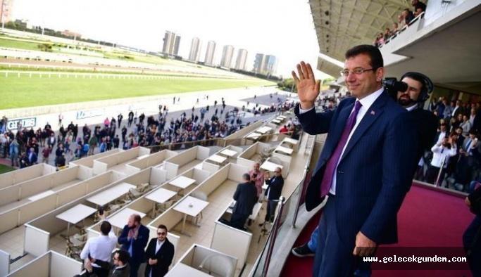 İBB Başkanı Ekrem İmamoğlu, Veliefendi'de de coşkuyla karşılandı