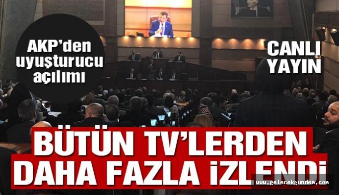 İBB Meclis görüşmeleri canlı yayın: AKP'den uyuşturucu açılımı