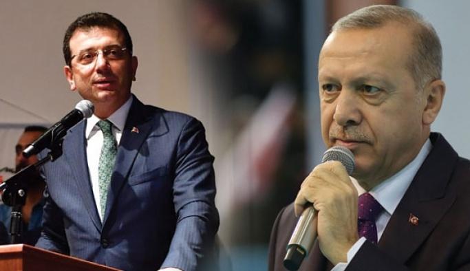 İmamoğlu ve Erdoğan aynı camide!