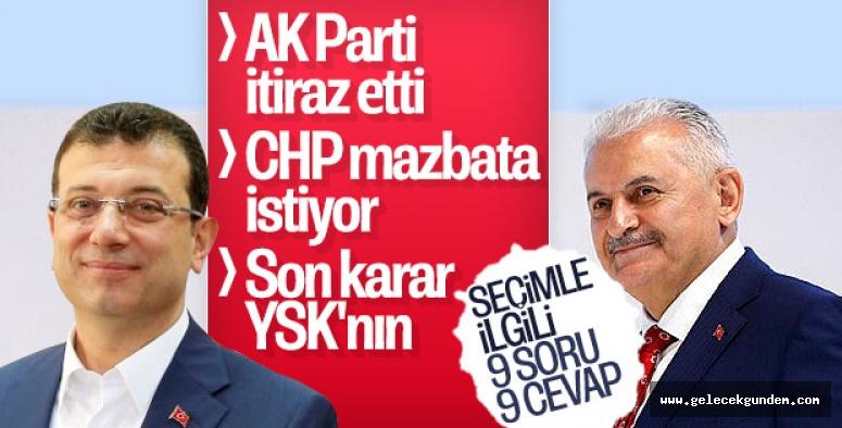 İstanbul seçim sürecinde bütün ihtimaller