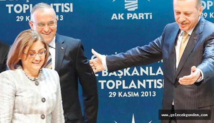 1 milyar 400 milyon borcu olan AKP'li belediye , 400 milyon lira faiz ödedi