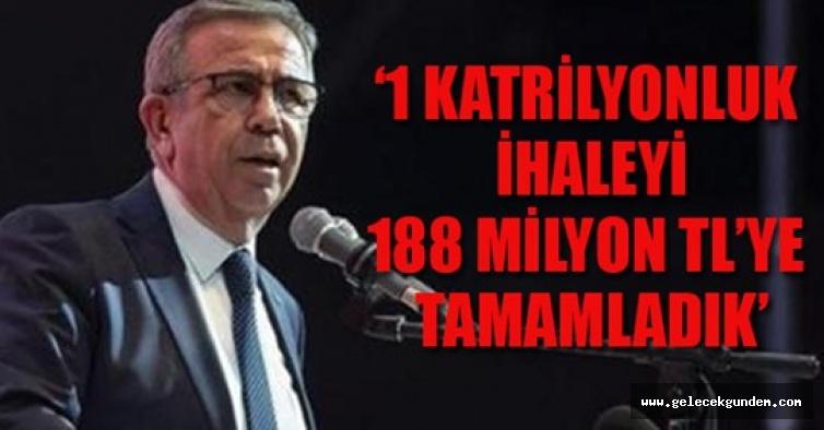 AKP RESMEN ANKARA BELEDİYESİNİ SOYMUŞ, KUL HAKKI YEMİŞLER!