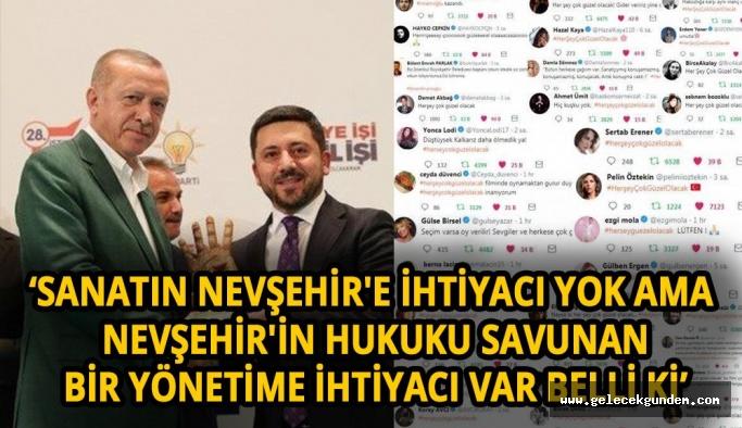 AKP  Zihniyeti , AKP'li belediye başkanından skandal açıklama! 'O sanatçılara yer yok'