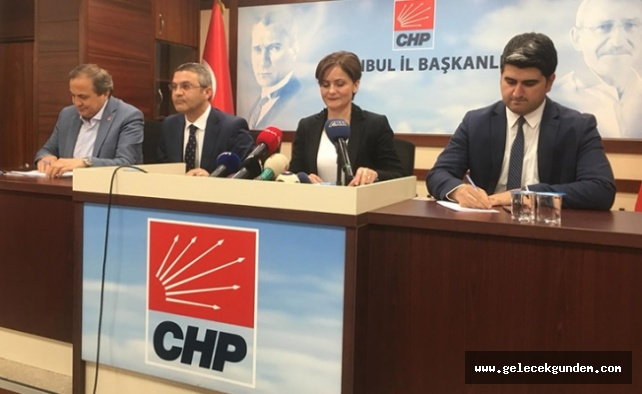 CHP 23 Haziran stratejisini açıkladı