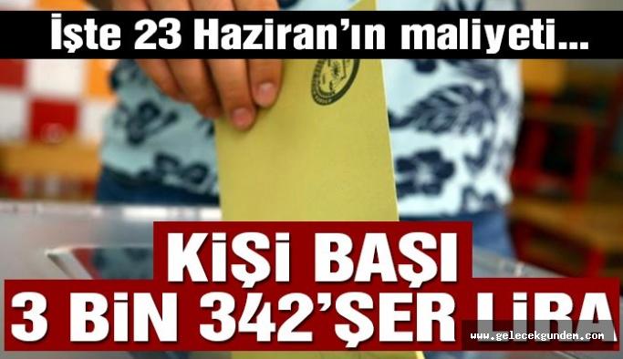 CHP, 23 Haziran'ın faturasını çıkardı: 81 milyar dolar