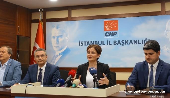 CHP İstanbul İl Başkanı Kaftancıoğlu için 11 yıla kadar hapis istendi!
