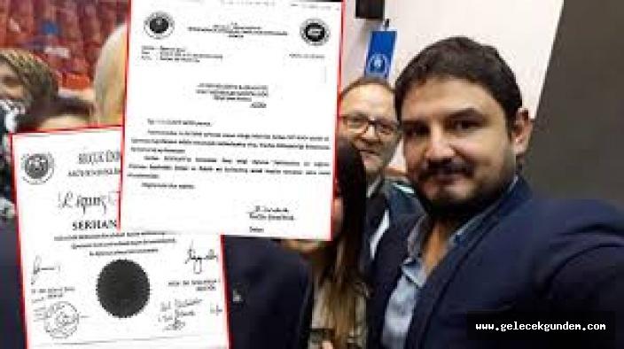 'CHP'li başkanlara iftira et kurtul' diyen Seyhan'ın diploması bile sahte