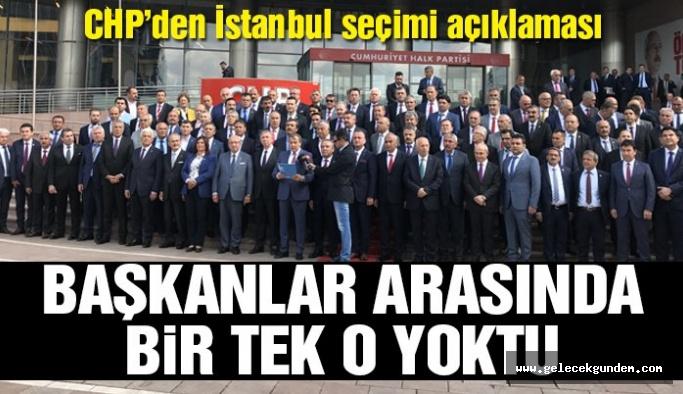 CHP'li belediye başkanlarından ortak bildiri