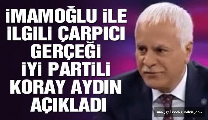 """""""Ekrem İmamoğlu'nun dedesi İstiklal Savaşı gazisidir. """""""