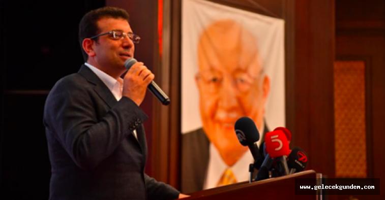 Ekrem İmamoğlu'nun katıldığı SP iftarına Akp Adayı Yıldırım  gelmedi!