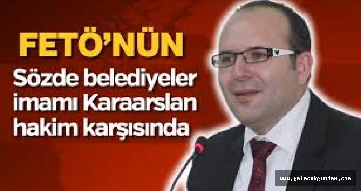 FETÖ'nün sözde 'belediyeler imamı' Karaarslan Ekrem İmamoğlu'nu  satmam isteniyor!