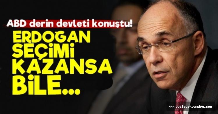 Henri Barkey: Erdoğan Seçimi Kazansa Bile...