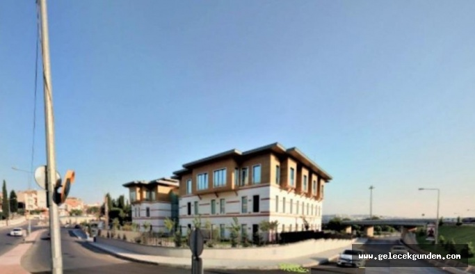 İBB 30.3 milyona yaptırdı, TÜGVA genel merkezi oldu