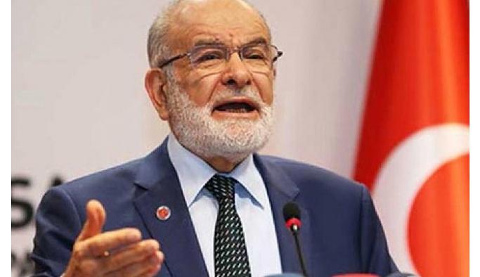 Karamollaoğlu'ndan TRT'ye göndermeli kutlama