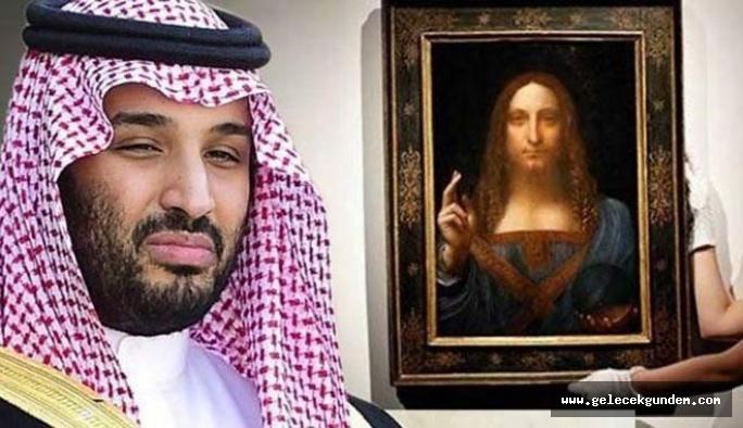 Prens Selman'ın aldığı 450 milyon dolarlık tablo sahte çıktı