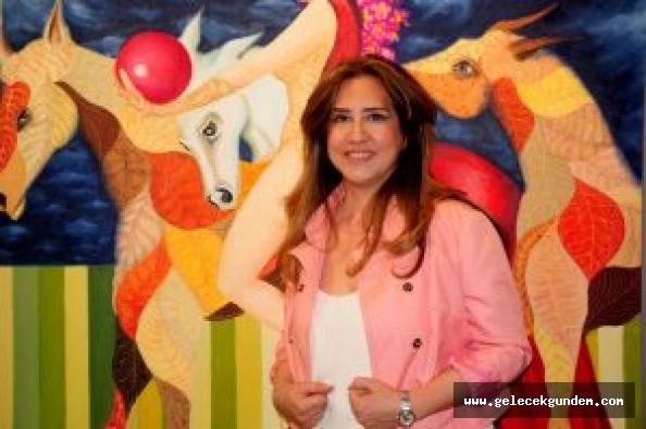 RESSAM NAZAN PAMUK'TAN MUHTEŞEM SERGİ!