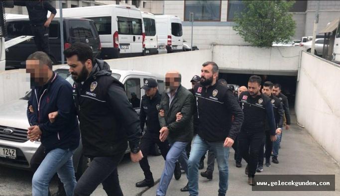 'Sarallar'a operasyon: 21 kişi tutuklandı.