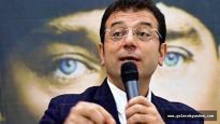 Seçilmiş İBB Başkanı Ekrem İmamoğlu'ndan suç duyurusu