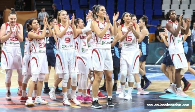 Üç oyuncu Türkiye A Milli Kadın Basketbol Takımı kadrosundan çıkarıldı