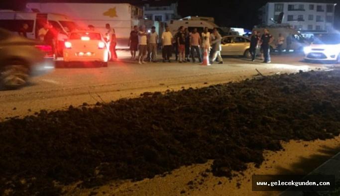 Adalet Yürüyüşü'nde yola gübre döken İlhami Çelik, Kılıçdaroğlu'ndan özür diledi